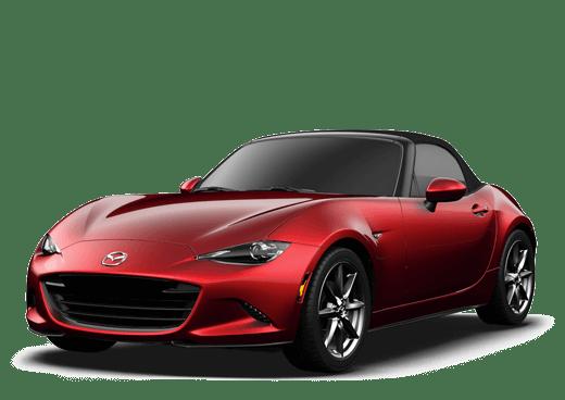 New Mazda MX-5 Miata at Hickory