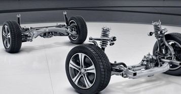 Air Body Control Suspension