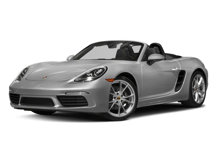 New Porsche 718 Boxster near Colorado Springs