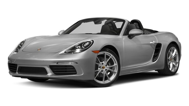 New Porsche 718 Boxster near Columbia
