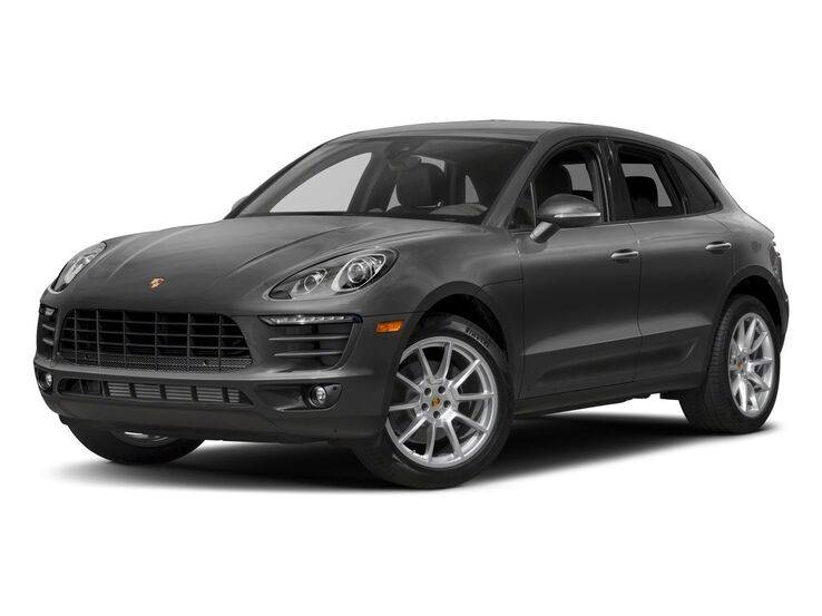New Porsche Macan near Highland Park