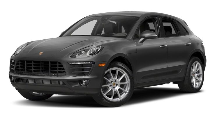 New Porsche Macan near Columbia