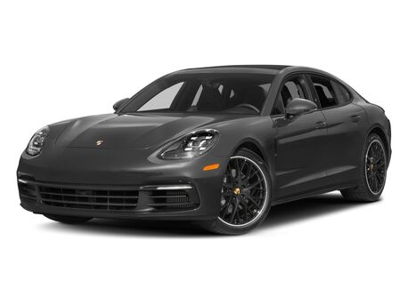New Porsche Panamera in Chicago