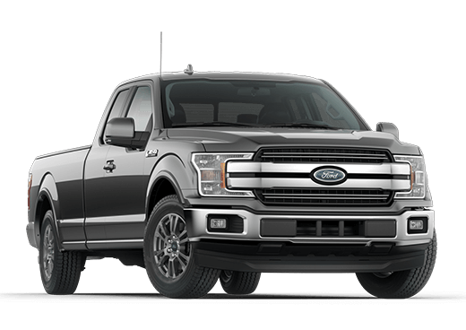 F-150 Lariat 4x4 SuperCab w/ 8' Bed