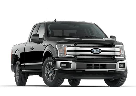 F-150 Lariat 4x2 SuperCab w/ 6-1/2' Bed