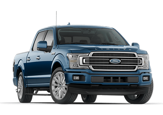 F-150 Limited 4x4 SuperCrew w/ 5-1/2' Bed