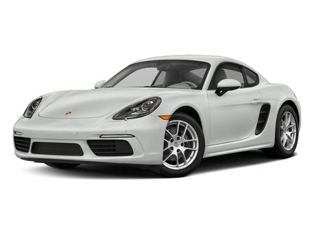 New Porsche 718 Cayman in Bakersfield