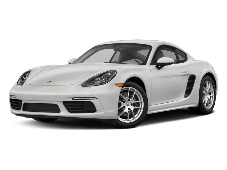 New Porsche 718 Cayman near Bakersfield