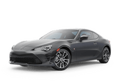 New Toyota 86 at Claremont