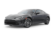 New Toyota 86 at Vacaville