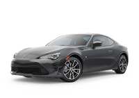 New Toyota 86 at Fallon
