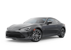 New Toyota 86 at Green Bay