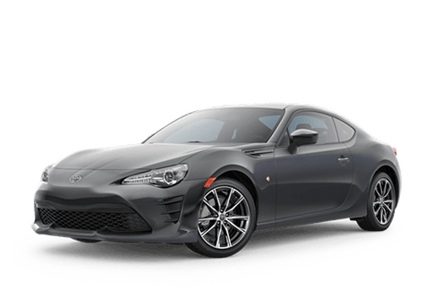 New Toyota 86 at Oroville