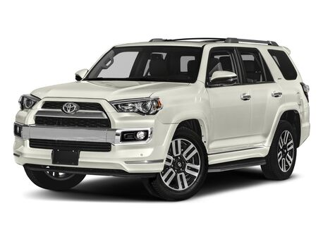 New Toyota 4Runner in Leesburg