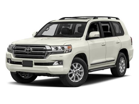 New Toyota Land Cruiser in Fort Myers
