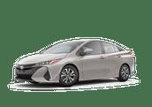 New Toyota Prius Prime at Claremont