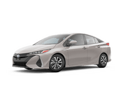 New Toyota Prius Prime at Holland
