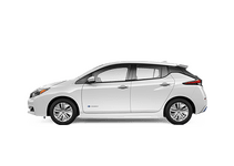 New Nissan LEAF at Beavercreek