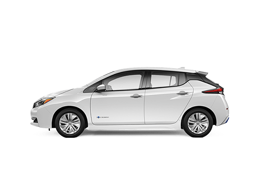 New Nissan LEAF near Dayton area