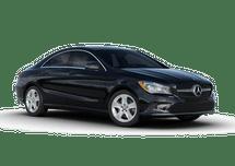 New Mercedes-Benz CLA 250 at El Paso