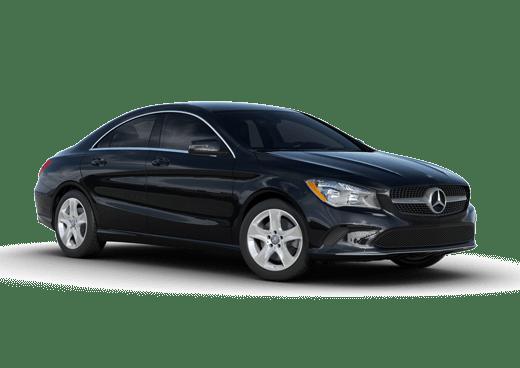 New Mercedes-Benz CLA 250 near Salisbury