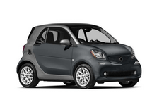 New smart fortwo electric drive at Coral Gables