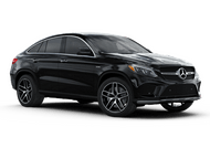 New Mercedes-Benz GLE at San Luis Obispo