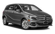 New Mercedes-Benz B-Class at San Luis Obispo