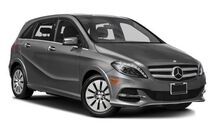 New Mercedes-Benz B-Class at Wilmington