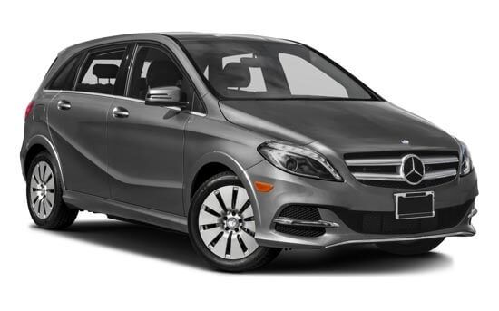 New Mercedes-Benz B-Class near San Juan