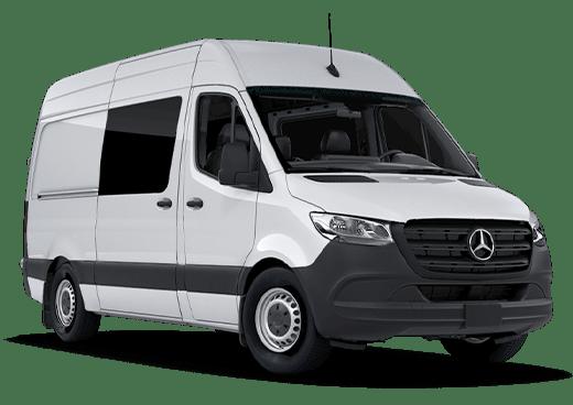 Sprinter Cargo Van Crew Van 170