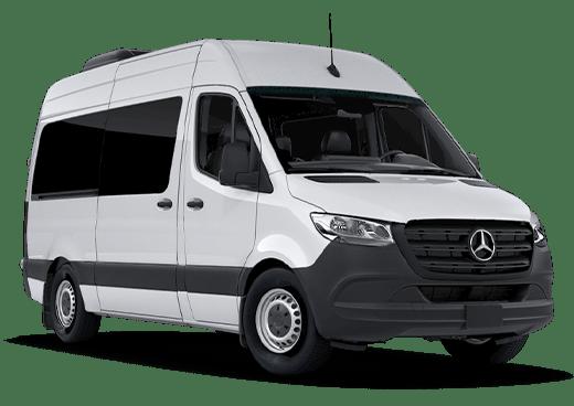 Sprinter Cargo Van Passenger Van 12-Seat