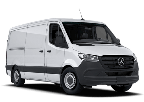 New Mercedes-Benz Sprinter Cargo Van in San Jose
