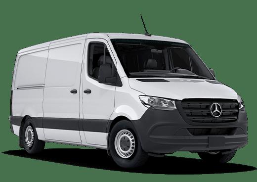 New Mercedes-Benz Sprinter Cargo Van near Bellingham