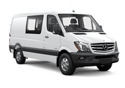 New Mercedes-Benz Sprinter Crew Van at Montgomery