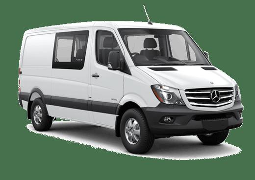 New Mercedes-Benz Sprinter Crew Van near Oshkosh