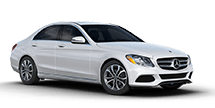 New Mercedes-Benz C-Class at Marion