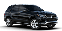 New Mercedes-Benz GLE at Marion