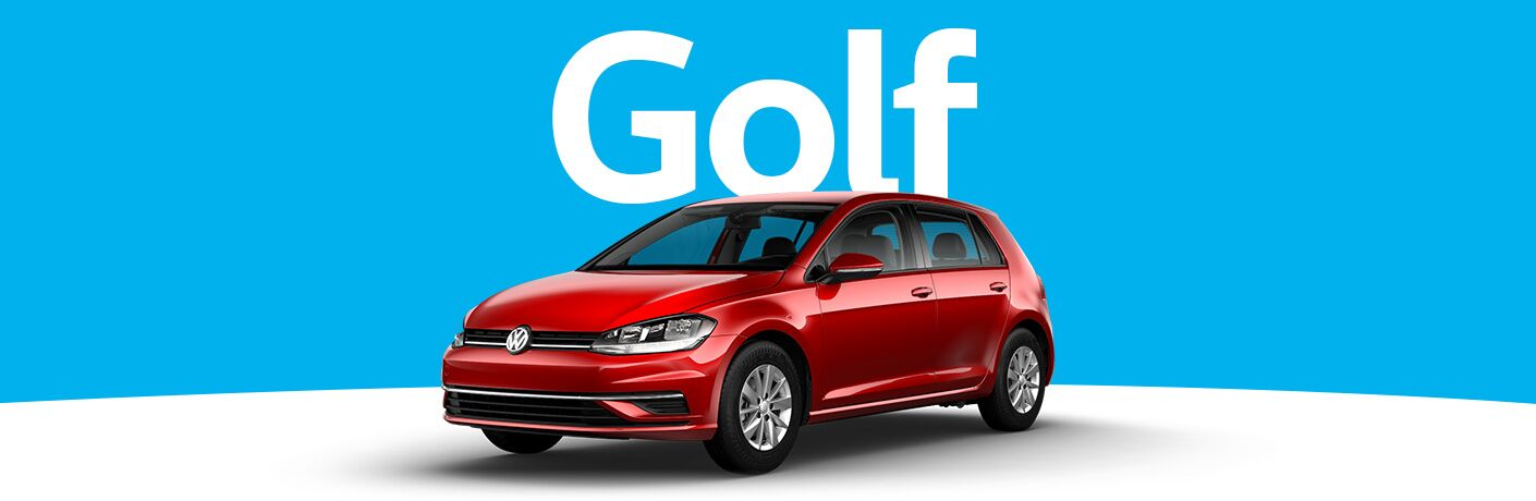 New Volkswagen Golf Ontario, CA