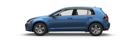 New Volkswagen Golf in Midland
