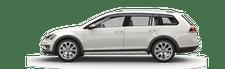 New Volkswagen Golf Alltrack at Elgin