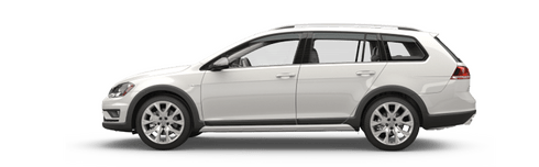 New Volkswagen Golf Alltrack in Miami