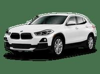 New BMW X2 at Miami