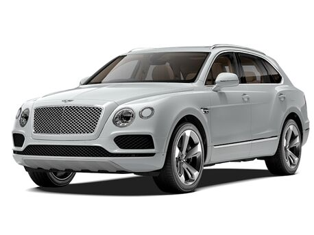 New Bentley Bentayga in Newport Beach