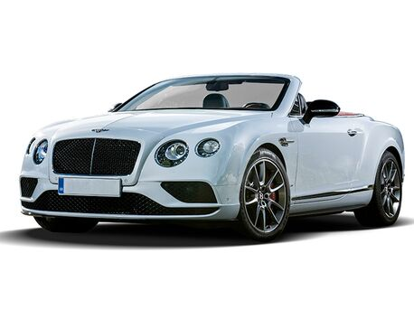 New Bentley Continental GTC in San Francisco