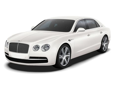 New Bentley Flying Spur in San Francisco