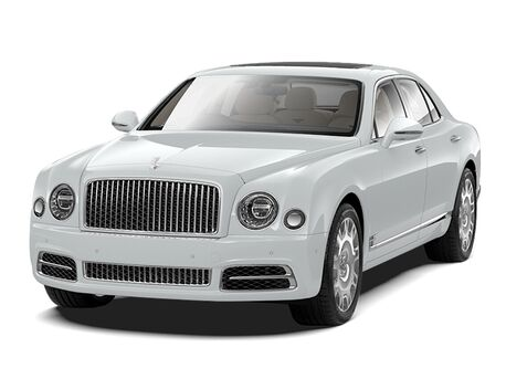 New Bentley Mulsanne in San Francisco