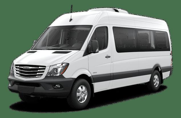 2018 Sprinter Passenger Van High-Roof w/ 170