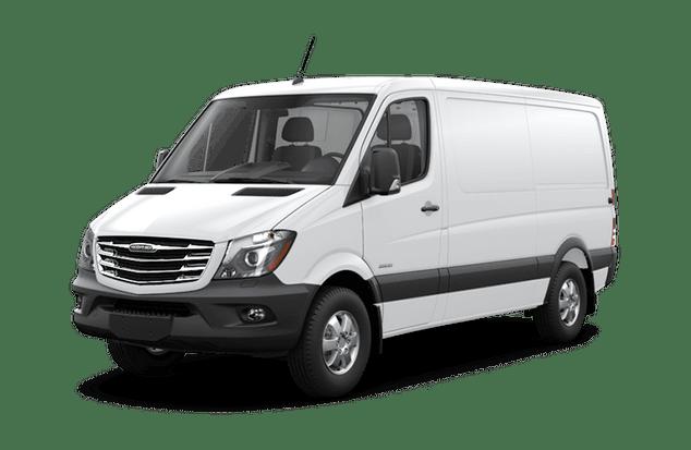 2018 Sprinter Cargo Van Standard Roof w/ 144