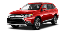 New Mitsubishi Outlander at Brooklyn